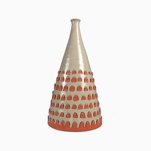 Vaso nr. 21 in terracotta di Mascia Meccani per Meccani Design