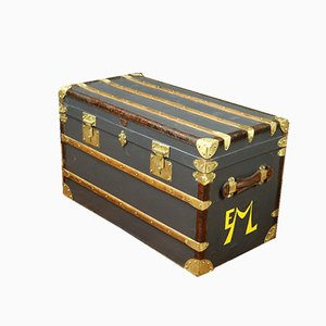 Vintage French Trunk from Dillon, 1930s