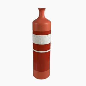Vaso nr. 24 in terracotta di Mascia Meccani per Meccani Design