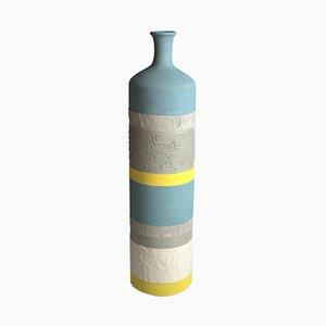 Vaso nr. 25 in terracotta di Mascia Meccani per Meccani Design