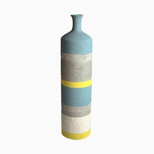 Vaso terracotta nr. 25 di Mascia Meccani per Meccani Design