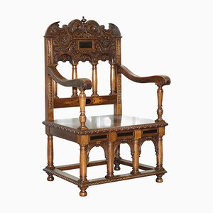 18th Century Gothic Armchair