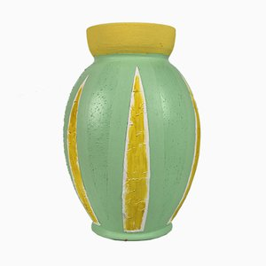 Terracotta Vase 29 by Mascia Meccani for Meccani Design