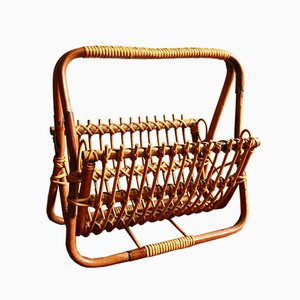 Italian Magazine Rack by Franco Albini, 1960s