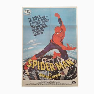Spiderman Movie Poster, 1979