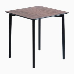 Residence Walnut Table by Jean Couvreur for Kann Design