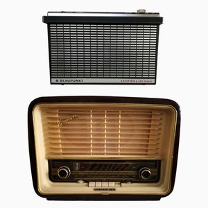 Vintage Derby de Luxe 7.659.700 Radio & Gavotte 7 Export HiFi-Radio von Blaupunkt