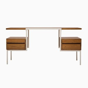 Ktab Double Desk by José Pascal for Kann Design