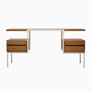 Ktab Double Desk by José Pascal for Kann Design