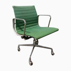 Silla de escritorio verde de Herman Miller, 1958