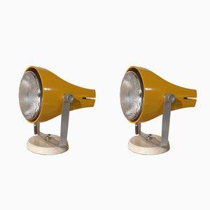 Vintage F39 Wandlampen von Etienne Fermigier für Disderot, 2er Set