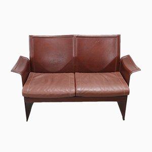 2-Sitzer Korium Sofa von Tito Agnoli für Matteo Grassi, 1970er
