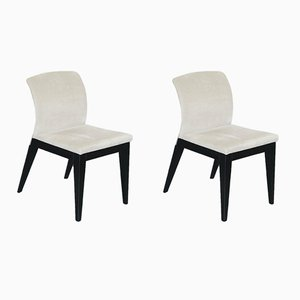 Occasional Chairs by Pininfarina for Reflex Angelo, 1950s, Set of 2