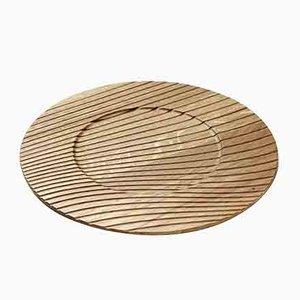 Eichenholz Tischset von Clelia Valentino für DESINE