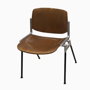 Stuhl von Giancarlo Piretti für Castelli, 1960er