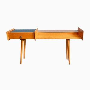 Table Console avec Miroir, 1950s