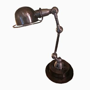 Zweiarmige Bürolampe von Jieldé, 1950er