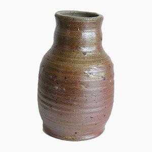 Vintage Pyrite Sandstone Vase by Jean Michel Doix, 1970s