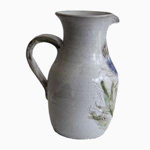 Brocca grande in ceramica di Albert & Pyot Thiry, anni '60