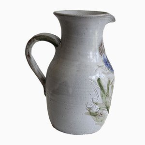 Large Ceramic Pitcher by Albert & Pyot Thiry, 1960s