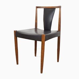 Dänischer Mid-Century Stuhl mit Gestell aus Teak, 1960er