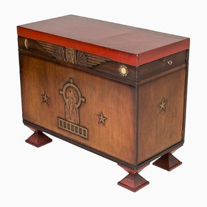 Art Deco Sideboard by Otto Wretling