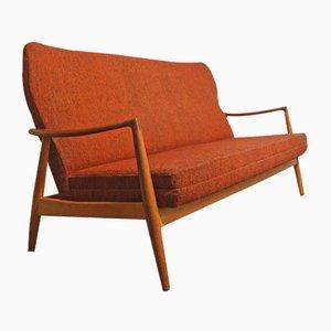 Sofá de Aksel Bender Madsen para Bovenkamp, años 50