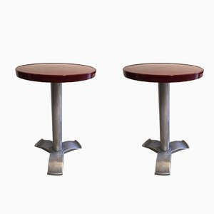 Bistro Side Tables from Keronix, 1960s, Set of 2