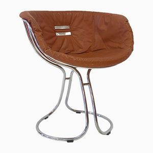 Vintage Pan Am Chair by Gastone Rinaldi for Rima, 1970s