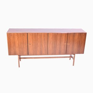 Hardwood Sideboard by Arne Vodder for Sibast, 1960s