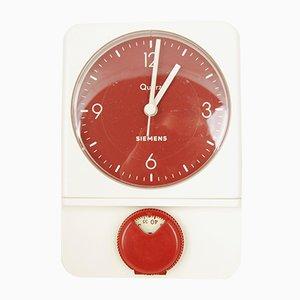 Reloj de cocina MU 4000 alemán de Siemens, años 90