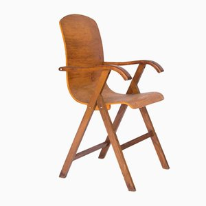 European Plywood Chair, 1950s