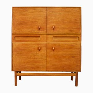 Mid-Century Teak Drinks Cabinet from Mcintosh, 1960s