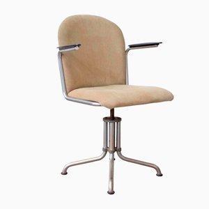Chaise de Bureau 356 par WH Gispen pour Gispen Culemborg, 1935