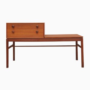 Swedish Teak Chest of Drawers by Sven Engström & Gunnar Myrstrand for Tingströms, 1960s