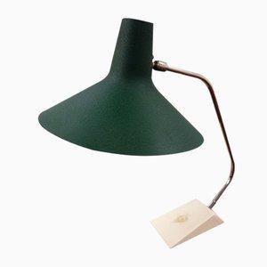 Lámpara de mesa vintage de SIS, años 60