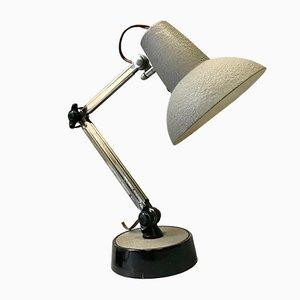 Vintage Schreibtischlampe von Super Chrome, 1950er