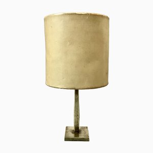 Bronze Table Lamp from Maison Baguès, 1950s