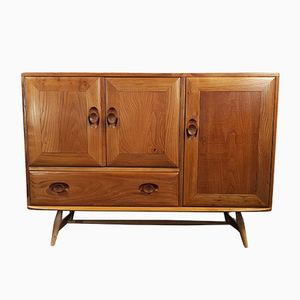 Mid-Century Splay Leg Sideboard by Lucian Ercolani for Ercol