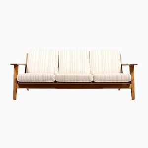 Danish GE 290 Sofa by Hans J. Wegner for Getama, 1960s