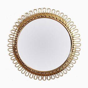 Mid-Century Sun Mirror, 1960s