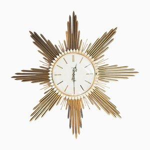 Horloge Murale Mid-Century de Junghans