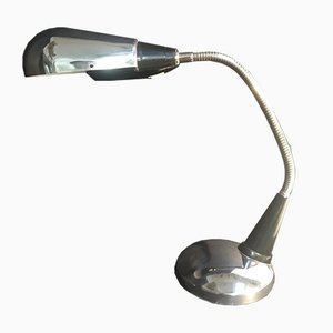 Lámpara de mesa vintage de Sciolari, años 70