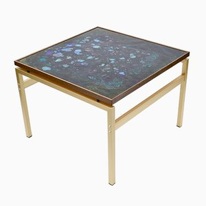Swedish Coffee Table, 1980s