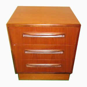 Teak Bedside Table from G-Plan, 1960s