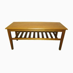 Teak Coffee Table from Herbert E. Gibbs, 1960s