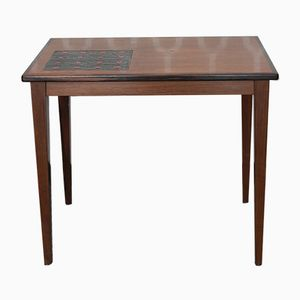 Vintage Danish Side Table, 1960s