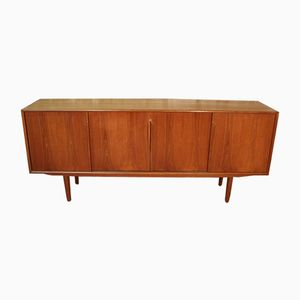 Vintage Scandinavian Teak Sideboard from Axel Christiensen