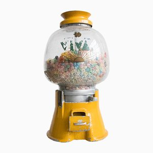 Dispenser di caramelle vintage, anni '50