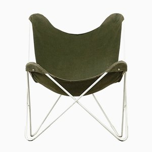 Vintage Butterfly Lounge Chair from Mauser Werke Waldeck
